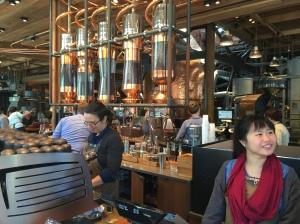 Starbucks Reserve Roastery Seattle