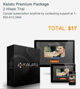 Kalatu Premium Blogging System