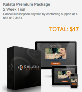Kalatu Premium Blogging Platform
